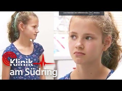 Warum kommt dieses Mädchen nicht in die Pubertät? | Klinik am Südring | SAT.1 TV