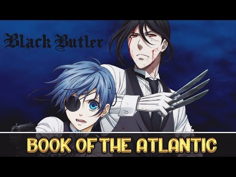 BOOK OF THE ATLANTIC || Review