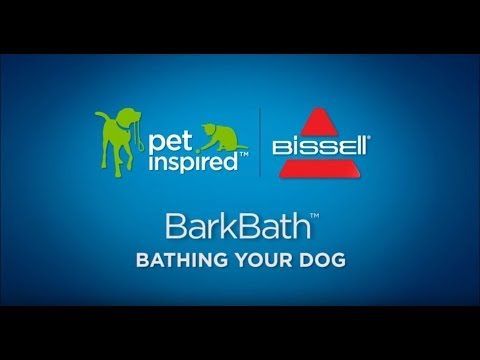 BARKBATH™ System Bathing Video | 1844A