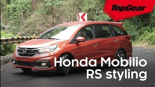 Grand New Veloz Vs Mobilio Rs Cvt All Kijang Innova 2.0 V M/t 2018 Philippines Free Video Search Site Findclip The Honda Is One Very Sporty Family Vehicle