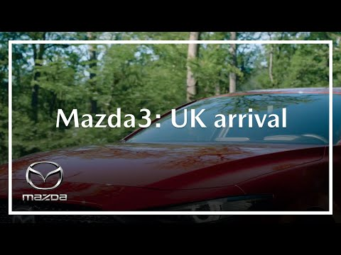Mazda3 with SKYACTIV-X