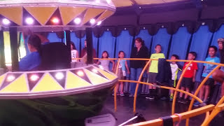 Area 51 Gravity Ride At The 2015 Punahou Carnival