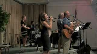 BRC Worship Team - Search Me Know Me (by Mildred Rainey and Kathryn Scott) - 07/22/12