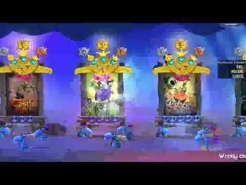 Rayman Legends - 8-bit hudební levely (2/2)