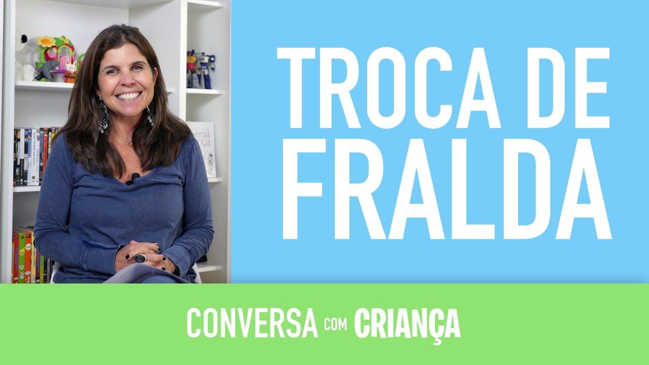 Troca de Fralda | Conversa com Criança