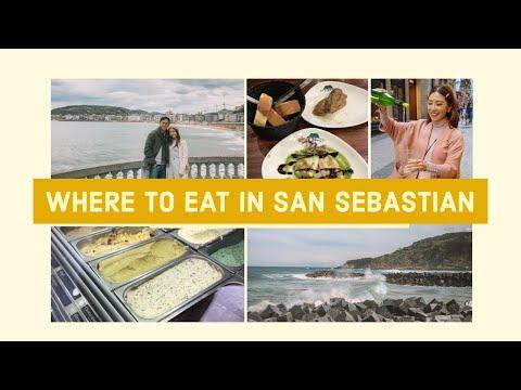 Where to Eat in San Sebastian?  | Kryz Uy