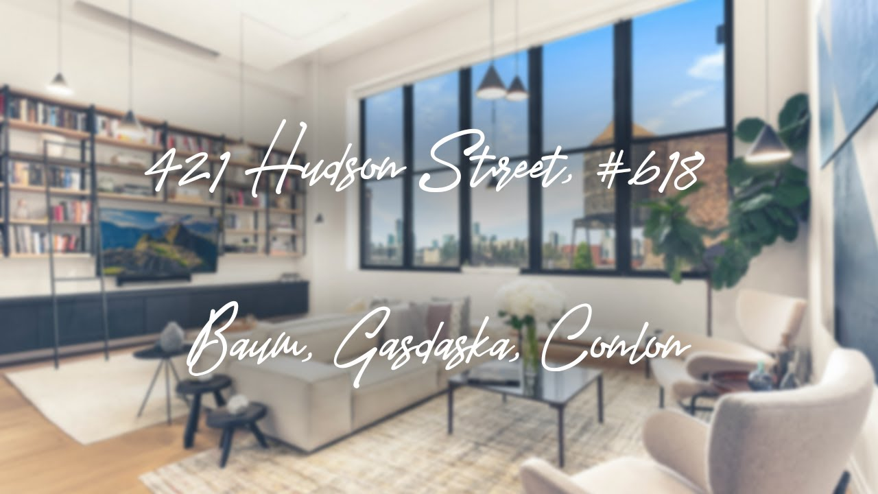 Walkthrough for 421  Hudson Street - 618