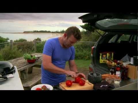 Heat Beads® Drive Thru Australia Ben's Panzanella BBQ recipe