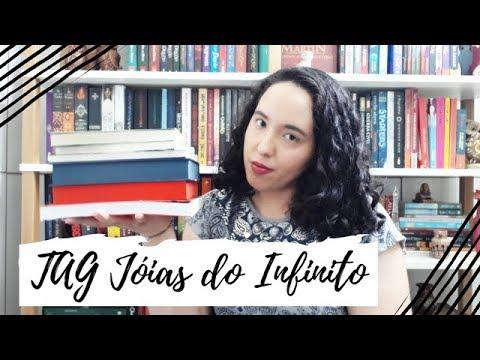 TAG Jóias do Infinito (Vingadores) | Um Livro e Só