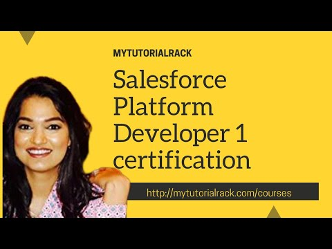 Salesforce Platform Developer 1 Training: What is the difference ...
