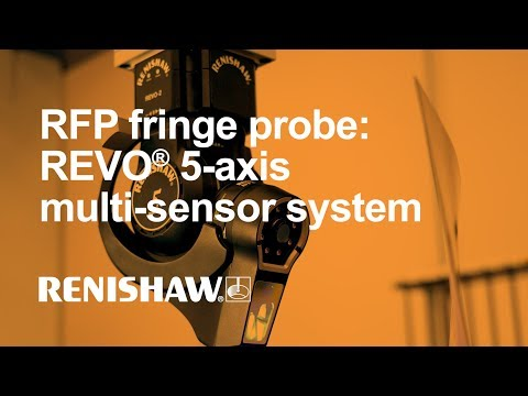 RFP Fringe Probe Increases 5-Axis Measurement System Flexibility