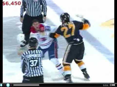 Micheal Ferland vs. Darren Kramer