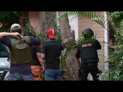 Penggerebekan Tersangka Pembunuh Polisi - Part 2