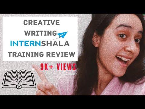 Internshala Creative writing training review - YouTube