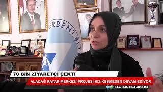 Leyla Şahin Usta, Aladağ'da inceleme yaptı