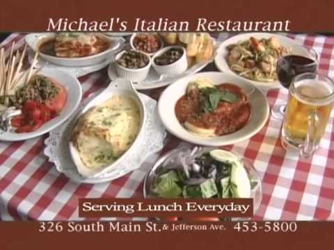 video 0 - Michael's Italian Restaurant gallery
