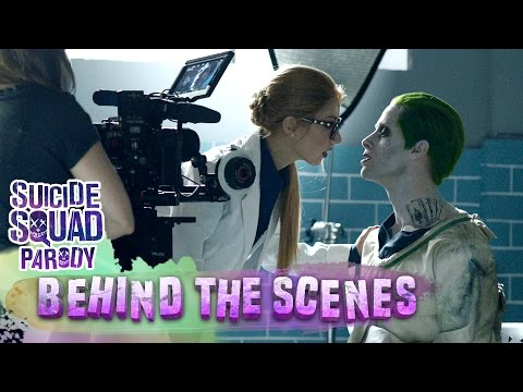 Behind The Scenes: Suicide Squad Parody by The Hillywood Show®