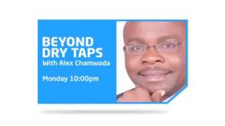 Promo: Beyond Dry Taps by  Alex Chamwada 1st May 2017