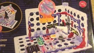 Elenco Snap Circuits 3D Illumination Overview