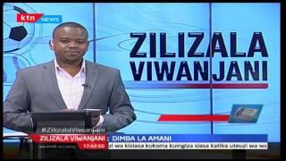 Zilizala Viwanjani: Soka Chipukizi Nchini; Dimba la Amani, 28/11/16