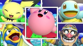 All Character's Special Flag Animations In Super Smash Bros Ultimate
