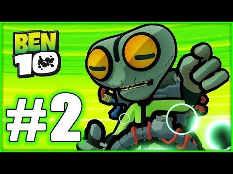 BEN 10 Gameplay Walkthrough - Part 2- ALL ALIENS! (HD With Blitzwinger)