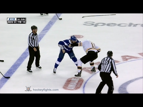 Alex Killorn vs. Jimmy Hayes