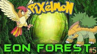 Grotle  - (Pokémon) - PIDGEOTTO VE GROTLE! #5 - Minecraft Pokemon Türkçe - Pixelmon Maceraları 4.Sezon