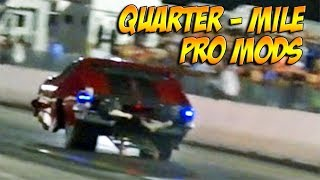 QUARTER-MILE PRO MODS - DOOR WARS - MDIR!