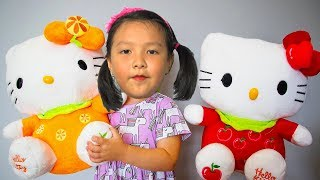 The Three Little Kittens Nursery Rhyme song for kids