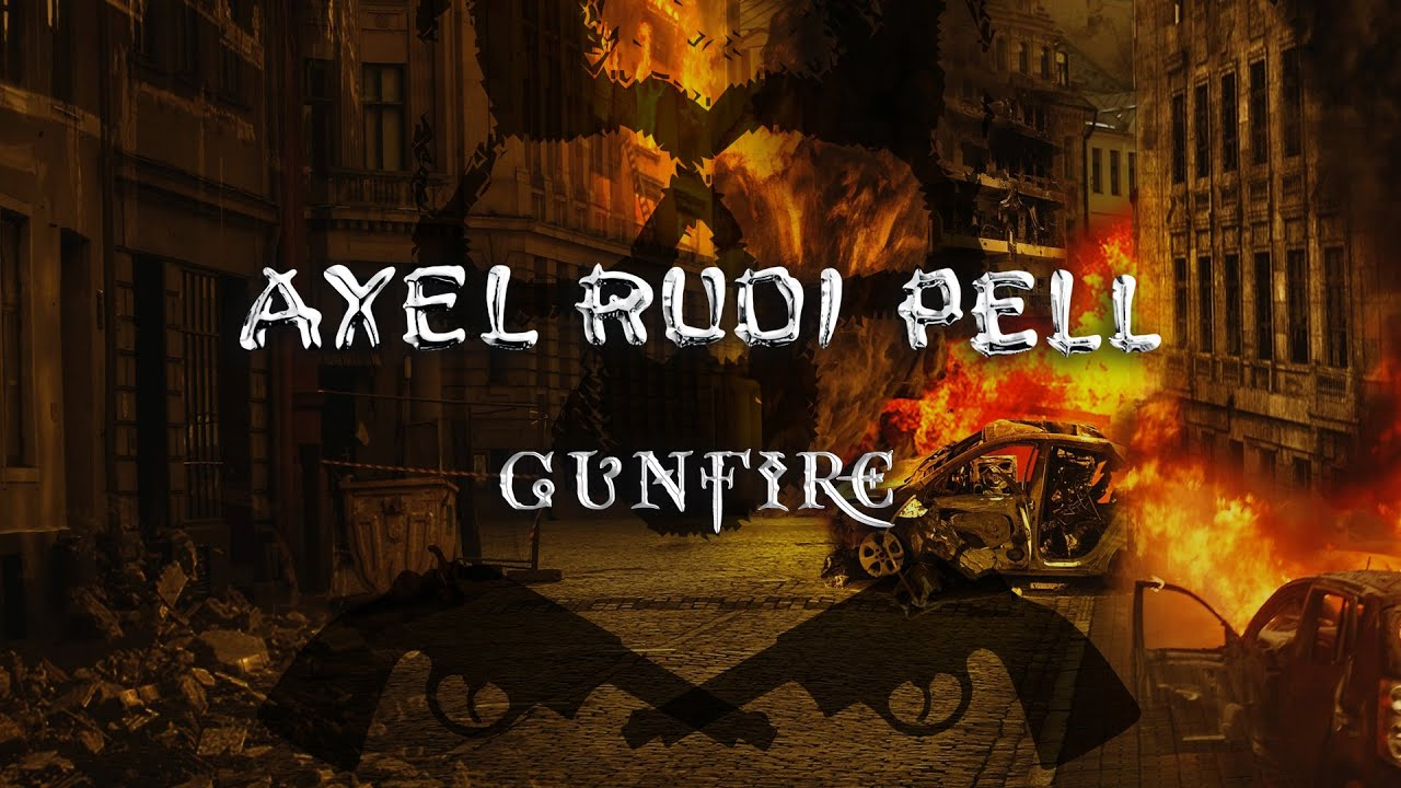 AXEL RUDI PELL - Gunfire