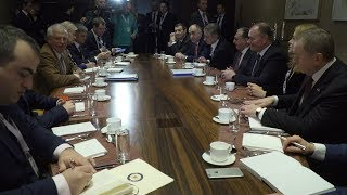 Foreign Minister Zohrab Mnatsakanyan participated in the ministerial meeting of the Eastern Partnership