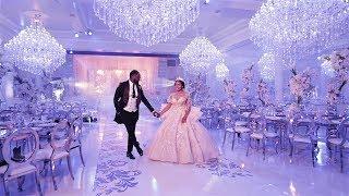 Mercy And Edmond Fairytale Wedding In Houston, TX