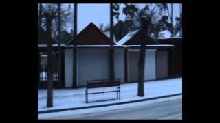 preview picture of video 'Pobierowo zimą styczeń 2013'