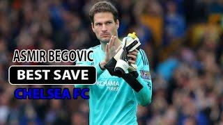 Asmir Begovic - Best Save | Chelsea FC