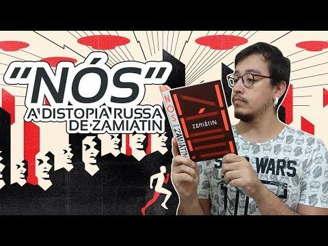 Distopia russa? Conheça NÓS, de Zamianti | Review