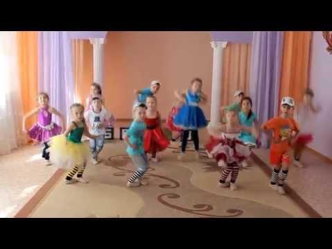 БАНАНАМАМА - Танец Ко Дню Города