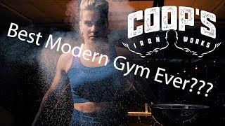 Bodybuilding Gym Like No Other (Coops Iron Works)