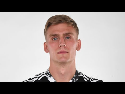Welcome to The Arsenal, Alex Runarsson! | First Interview