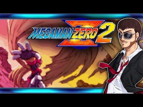 Mr. Dusty Cloak • Mega Man Zero 2 • #1 • [Mega Man May]