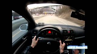 Again YOU drive the VW R32: POV Accelerating a Lotus Elise with GoPro FAIL Part 2
