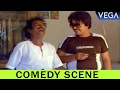 Kodai Mazhai Tamil Movie || Bhagyaraj Goes To Pressing Shop || Comedy Scene