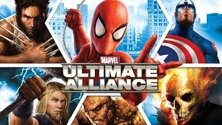 Marvel: Ultimate Alliance video