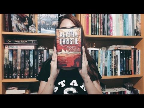 MORTE NO NILO, de Agatha Christie