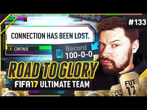 GETTING DC GLITCHED! - #FIFA17 Road to Glory! #133