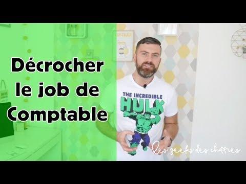 Réussir son entretien d'embauche en Comptabilité