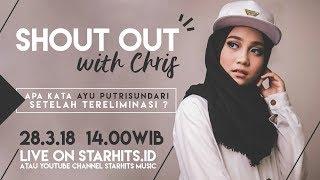 Music Stasion: Shout out w/ Chris & Ayu Putrisundari *LIVE