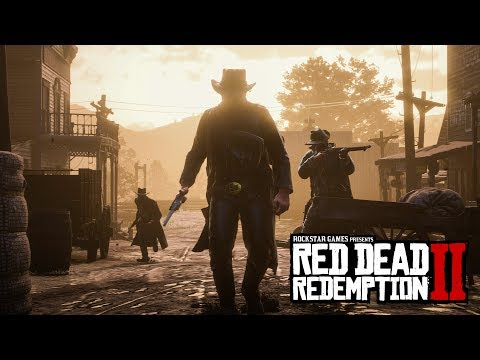 Pre Order Red Dead Redemption 2 On Xbox One Game