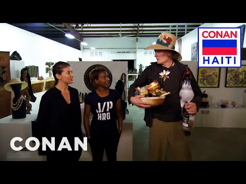 Conan na Haiti #6: Podnikatelky a haitské pivo - CONAN