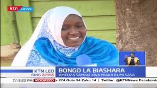 Alice Shiundu anayefanya biashara ya samaki katika mpaka wa Kenya na Uganda